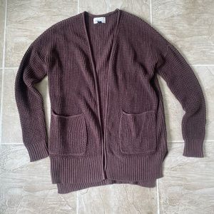 NWOT universal thread cotton cardigan
